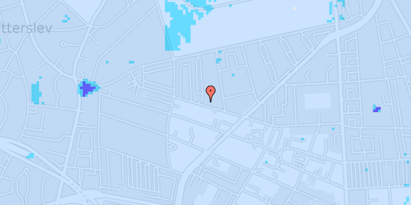 Ekstrem regn på Birkedommervej 64, 2. tv