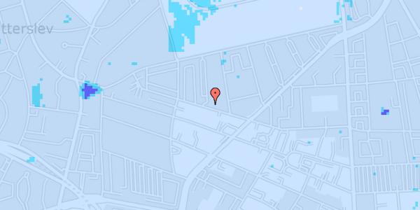 Ekstrem regn på Birkedommervej 64, 4. tv