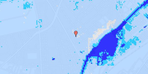 Ekstrem regn på Bispebjerg Bakke 5, 6. 611