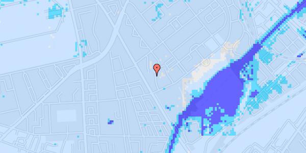 Ekstrem regn på Bispebjerg Bakke 5, 6. 614