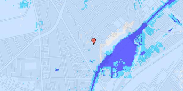 Ekstrem regn på Bispebjerg Bakke 7, 6. 604