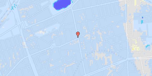 Ekstrem regn på Nygårdsvej 50, 2.