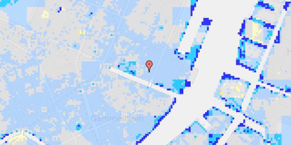 Ekstrem regn på Nyhavn 43C, 3.