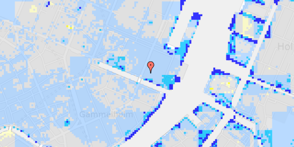 Ekstrem regn på Nyhavn 49C, 2.