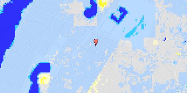 Ekstrem regn på Rosenborggade 8, 5.
