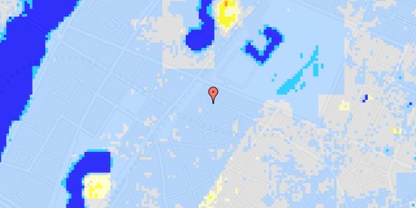 Ekstrem regn på Rosenborggade 9, 5.