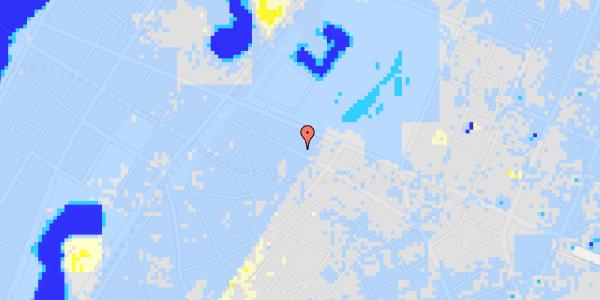 Ekstrem regn på Åbenrå 20, 5. 22