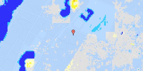 Ekstrem regn på Åbenrå 35, 1. tv