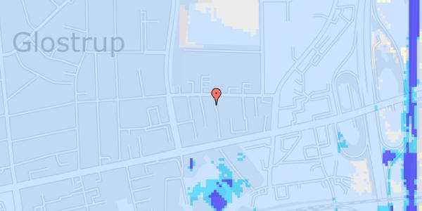 Ekstrem regn på Dalvangsvej 49, 2. tv