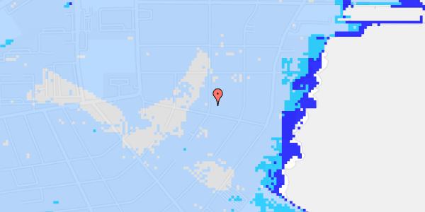 Ekstrem regn på Bavnevej 33