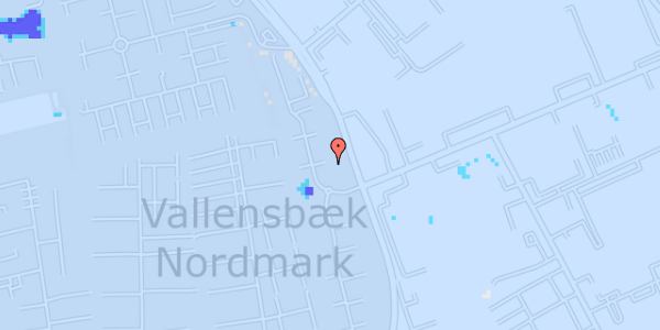Ekstrem regn på Nordmarksvænge 6