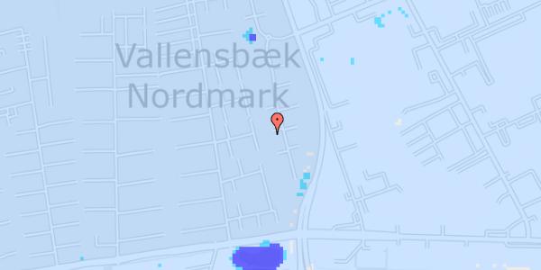 Ekstrem regn på Nordmarksvænge 77