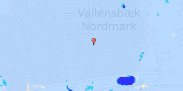 Ekstrem regn på Nørrebred 112
