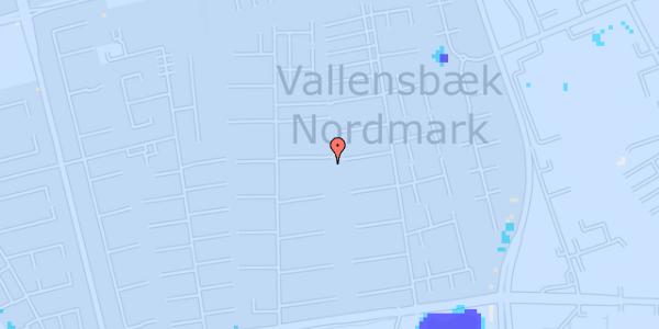 Ekstrem regn på Nørrebred 136