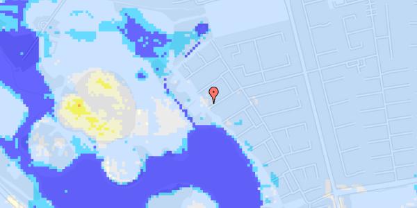 Ekstrem regn på Rendsagervej 179