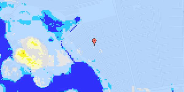 Ekstrem regn på Rendsagervej 193