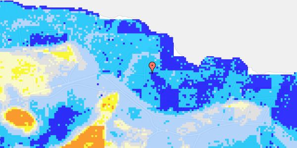 Ekstrem regn på Eskemosevej 16
