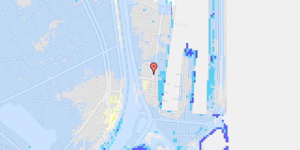 Ekstrem regn på Amerika Plads 3D, 3. mf