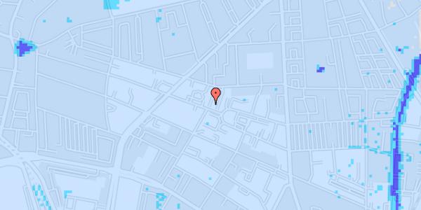 Ekstrem regn på Birkedommervej 31, 3.