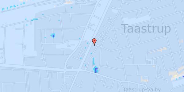 Ekstrem regn på Taastrup Hovedgade 111A, 3. 4