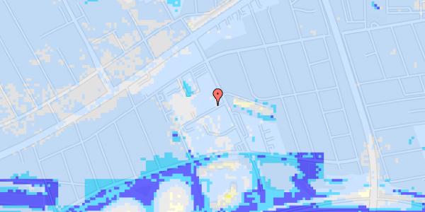 Ekstrem regn på Strandskadevej 6A