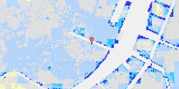 Ekstrem regn på Nyhavn 22, 3.