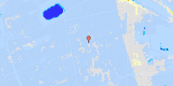 Ekstrem regn på Nygårdsvej 34, 3. 4