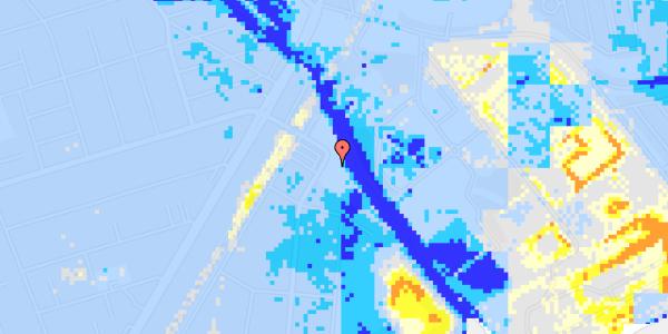 Ekstrem regn på Strandbovej 1