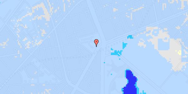 Ekstrem regn på Jagtvej 169B, 4. tv