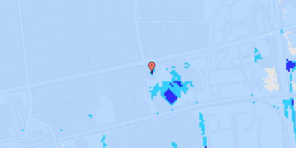 Ekstrem regn på Glostrup Hule 3