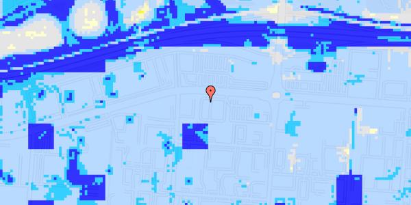 Ekstrem regn på Stamholmen 140B, st. 2