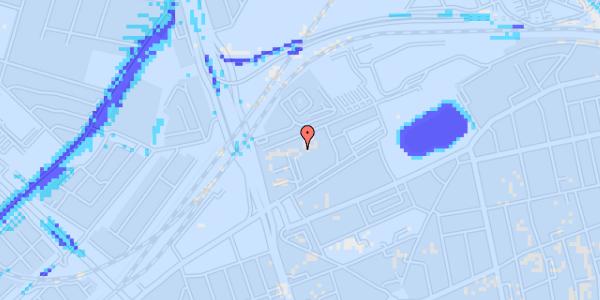 Ekstrem regn på Hans Knudsens Plads 3D, 3.