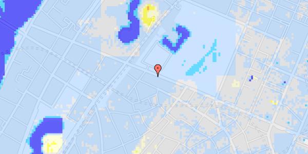 Ekstrem regn på Gothersgade 109A
