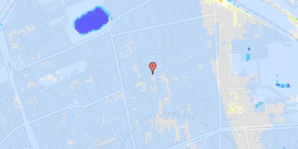 Ekstrem regn på Nygårdsvej 34, 4. 2