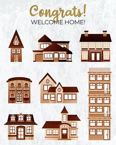 congratulations card congrats welcome home