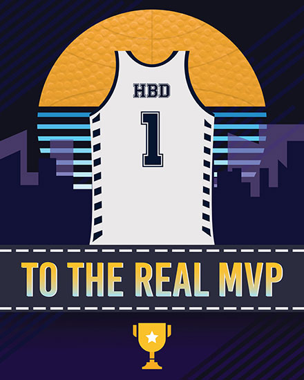 birthday card to the real mvp basketball jersey