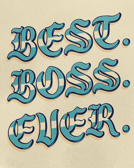 boss day card best boss ever