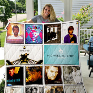 Michael W. Smith Quilt Blanket