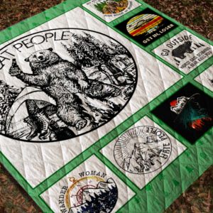 Camping Quilt Blanket New Arrival