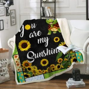 You Are My Sunshine – Turtle Quilt