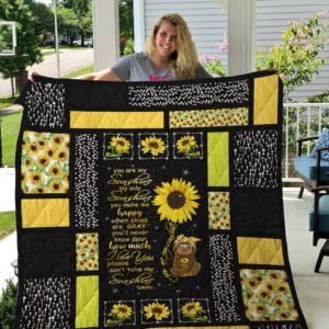 Sloth - You are my sunshine Quilt