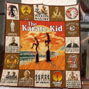 DD – The Karate Kid Quilt Blanket – Ver.0117