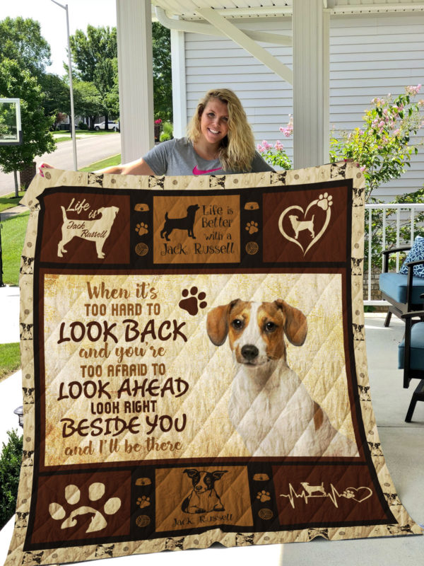 Dog-Blanket Quilt-Jack Russel Edition 09142019