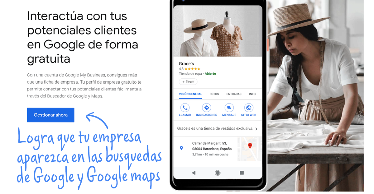 How to get your business on Google Search and Maps