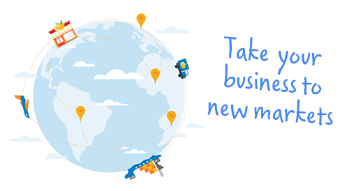 Find growth opportunities nationally and internationally