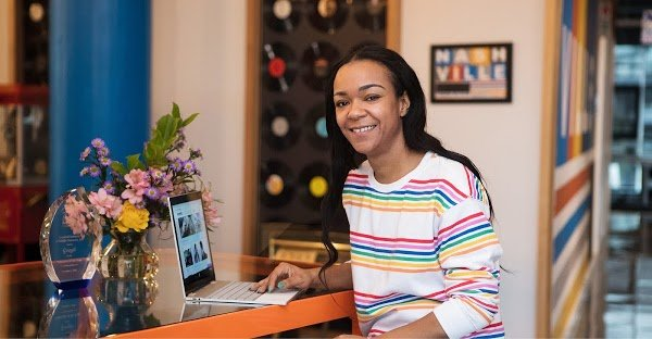 Chelsea Rucker - Accelerating a career with the help of Goodwill