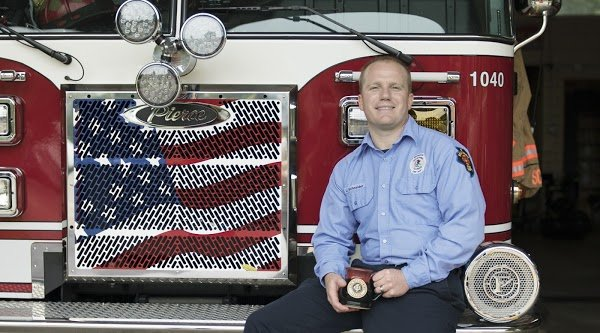 Fire Dept. Coffee - Serving our heroes