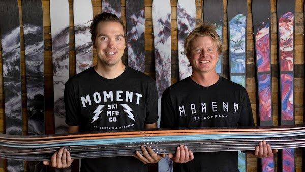 Moment Skis - The biggest little ski company