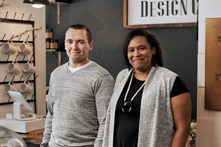 Tianna Dean, Cofounder, Cornerstone Design Co. Fayetteville, NC