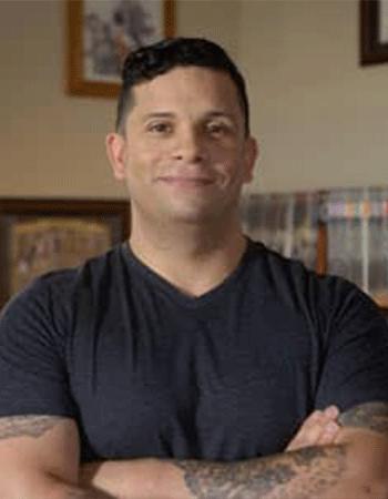 Daniel Sotoamaya, client USO Pathfinder Center Seattle, WA